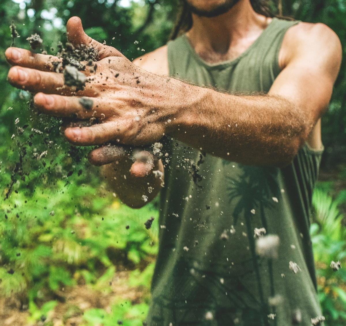 Alternativas ecológicas para a produção dealimentos.