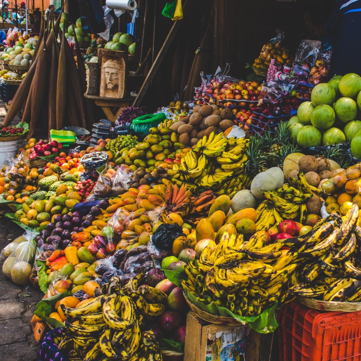 Você sabe qual é a origem geográfica do vegetal quecome?