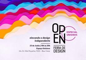 Quintal urbano na Open Feira de Design